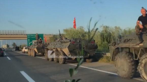 Grupi i Kumanovës ngre në këmbë MPB-në e Maqedonisë së Veriut (Video)