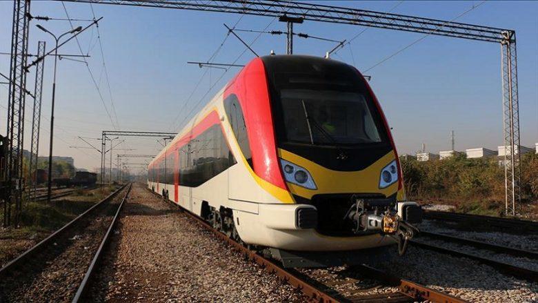 Nga 15 qershori linjë hekurudhore Shkup-Selanik-Shkup