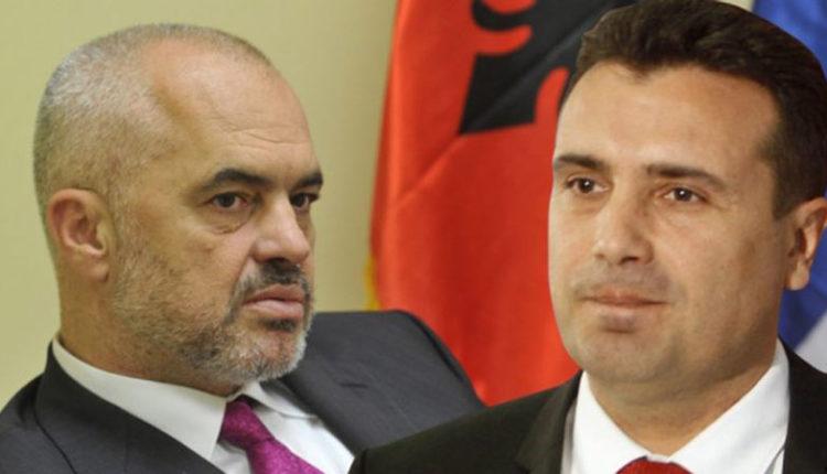 Zaev: Gjermania ka frikë nga Edi Rama