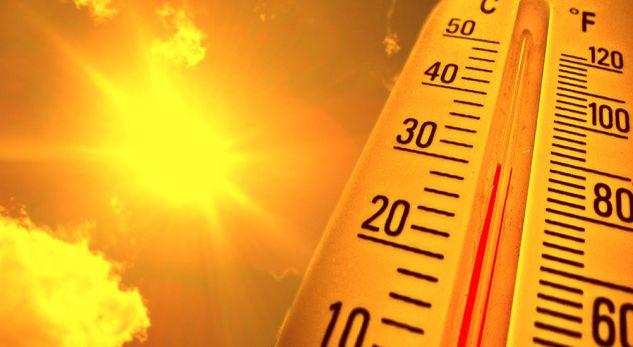 Fazë e verdhë alerte në mbarë vendin, temperatura deri në 38 gradë