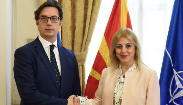 Pendarovski- Kara: Vazhdon miqësia e fortë dhe tradicionale mes Shkupit dhe Ankarasë