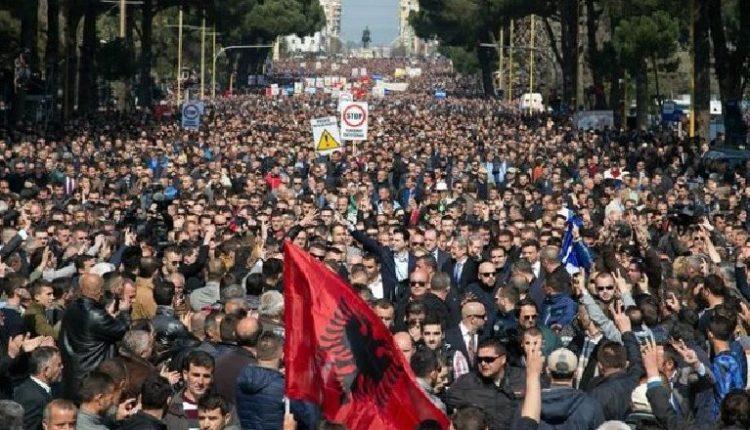 Opozita në Shqipëri sot proteston sërish