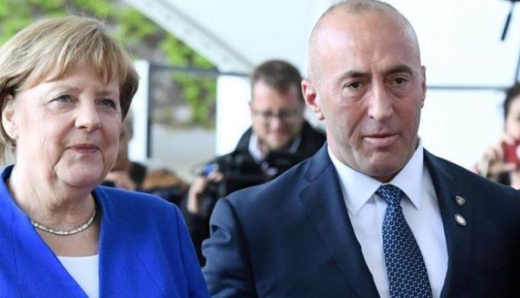 Haradinaj konfirmon takimin e nesërm me Merkel