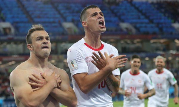 UEFA publikon artikull me shqiptimet e sakta të emrave të Xhakës e Shaqirit