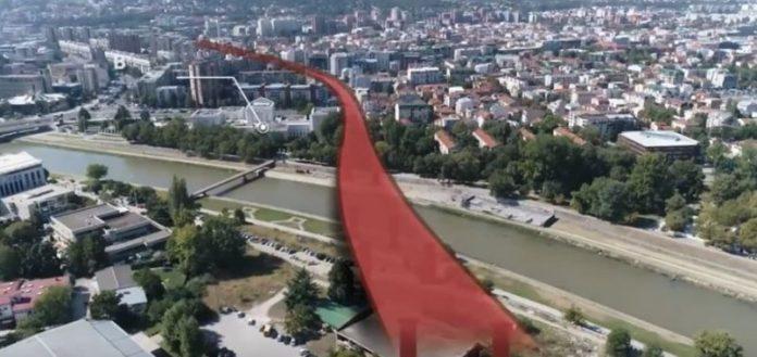 Ja kur nisin punimet për projektin për tunelet nën Kalanë e Shkupit (VIDEO)