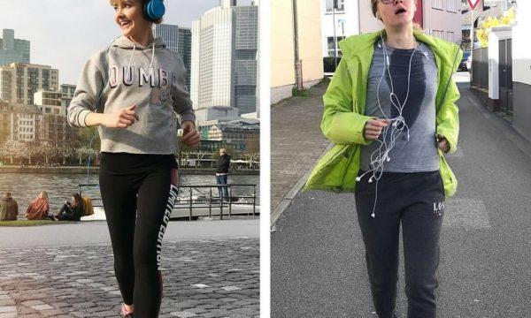 Blogerja krahason fotot e Instagramit dhe realitetit pas tyre