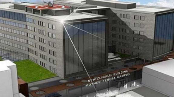Ndërtimi i Qendrës së re Klinike në Gjorçe Petrov pritet të fillojë gjatë dimrit