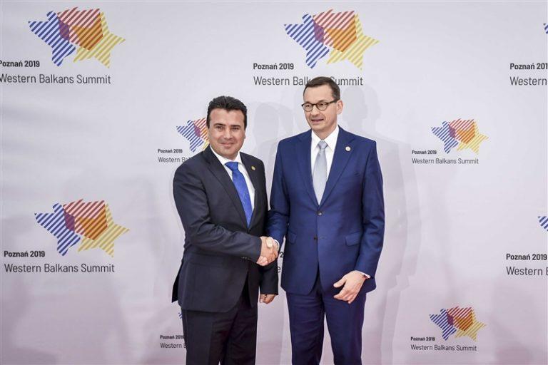 Zaev nga Polonia: Presim datë në tetor, zgjerimi mund të shkojë paralelisht me reformat në BE