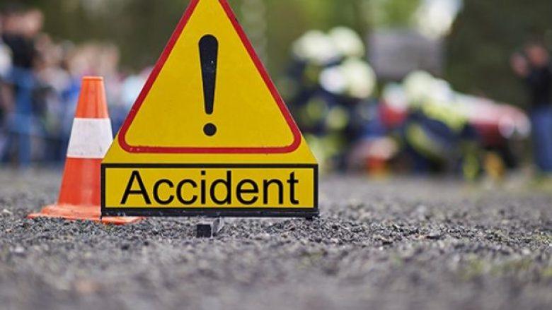 Trembëdhjet aksidente në Shkup, pesë persona të lënduar