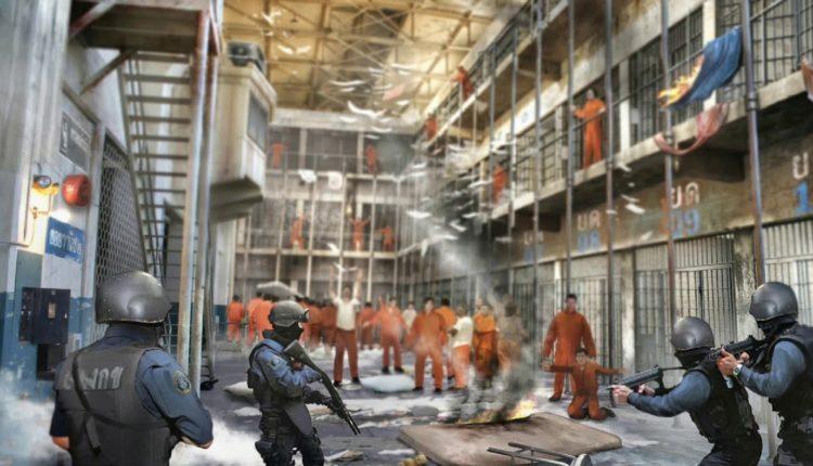 Përleshje mes bandave brenda burgut, të paktën 52 të vdekur