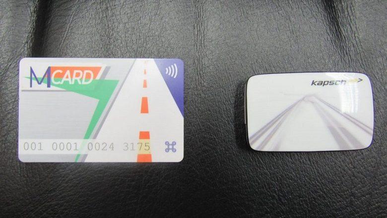 Kartelat elektronike për pagesa rrugore në Maqedoni, ja ku mund t'i gjeni