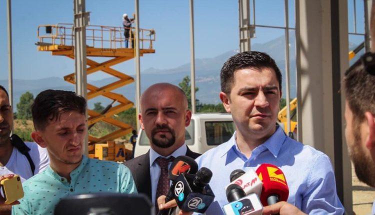 Bekteshi: Tetova me fabrikë të re, 9 milion Euro investim dhe 300 vende të reja pune