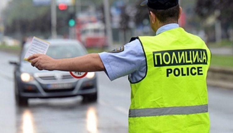 Në Shkup janë dënuar 38 shoferë të dehur