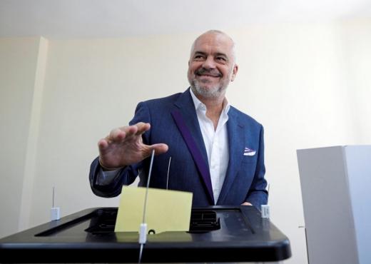 Shtypi gjerman: Zgjedhje pa mundësi zgjedhjeje në Shqipëri