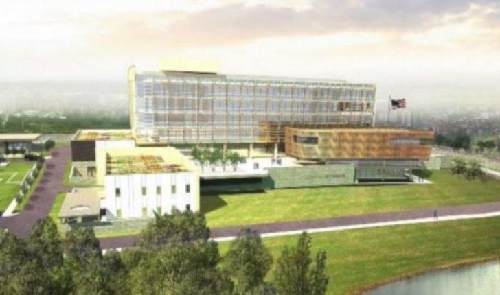 Sot përurohet objekti i ri i Ambasadës së SHBA-së, më i madhi në Ballkan
