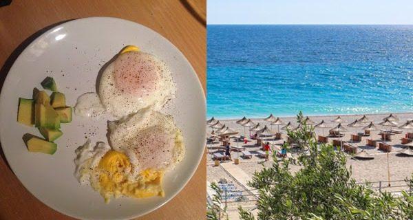 Çmenduria e radhës në Dhërmi: Paguan 30 euro për vezët në sy