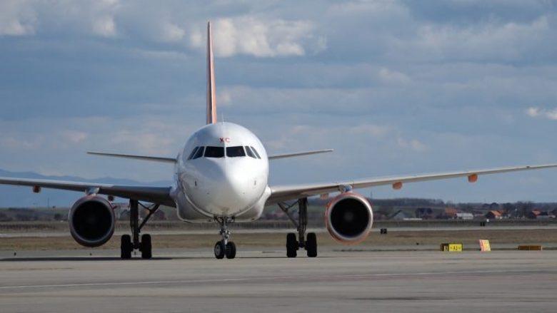 Transporti ajror në Maqedoni shënon rritje të madhe