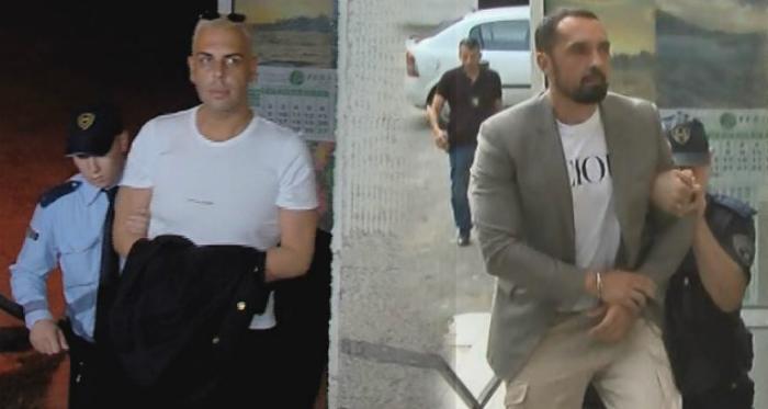 Edhe 30 ditë paraburgim për Boki 13 dhe Zoki Kiçeec