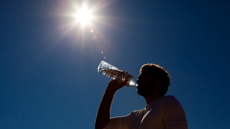 Maqedoni, edhe katër ditë temperatura të larta, të shmanget ekspozimi i drejtpërdrejtë në diell