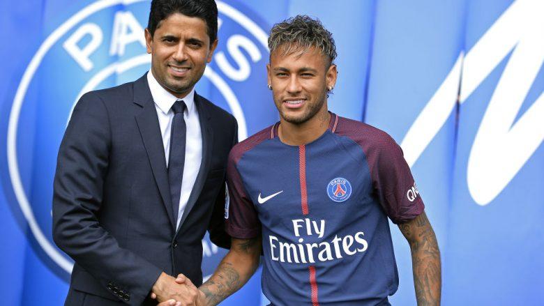 PSG e ofron Neymarin te Unitedi, Reali dhe Juve