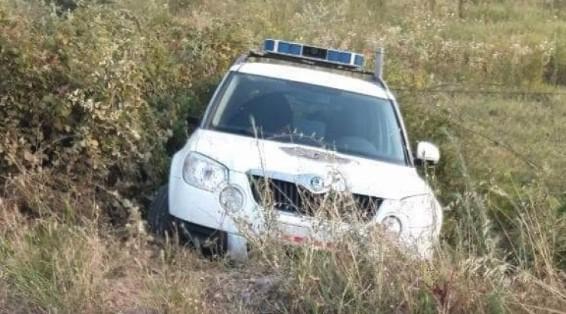 Aksident trafiku në Radishan të Shkupit, lëndohen dy policë