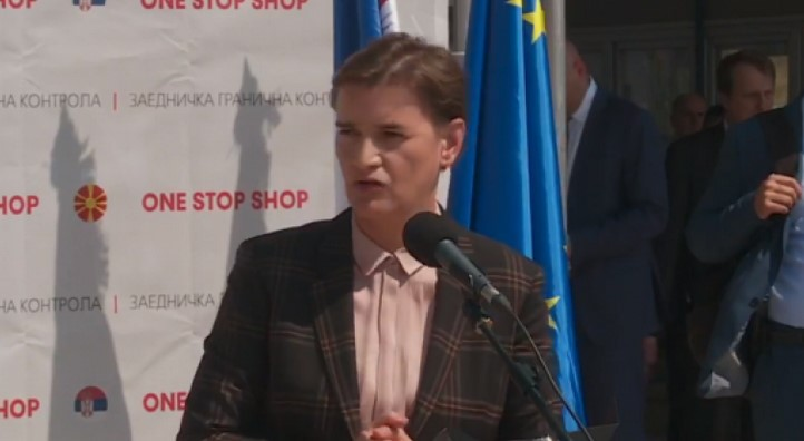 Brnabiq: Marrëdhëniet ekonomike me Maqedoninë e Veriut janë në nivelin më të lartë