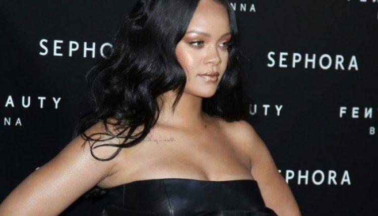 Rihanna shkëlqen me stilin e veçantë në Santa Monica (FOTO)