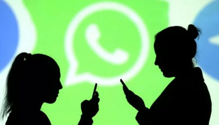 Fshini WhatsApp-in nga telefoni