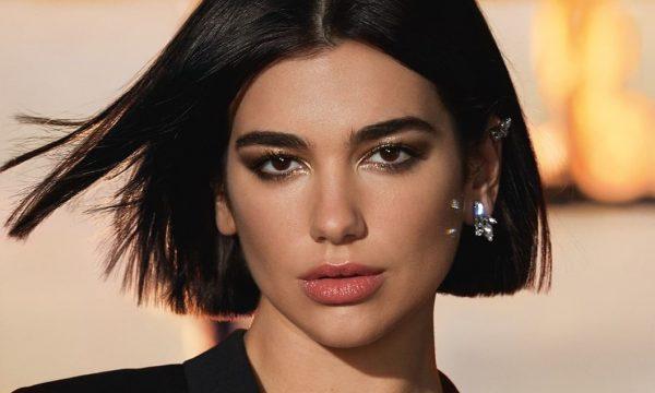 Dua Lipa shfaqet me shqiponjë në reklamën për YSL