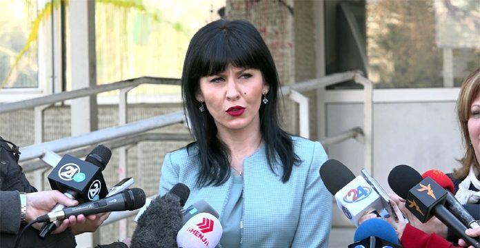 """Fatime Fetai nuk do të komentojë rastin """"Reket"""""""