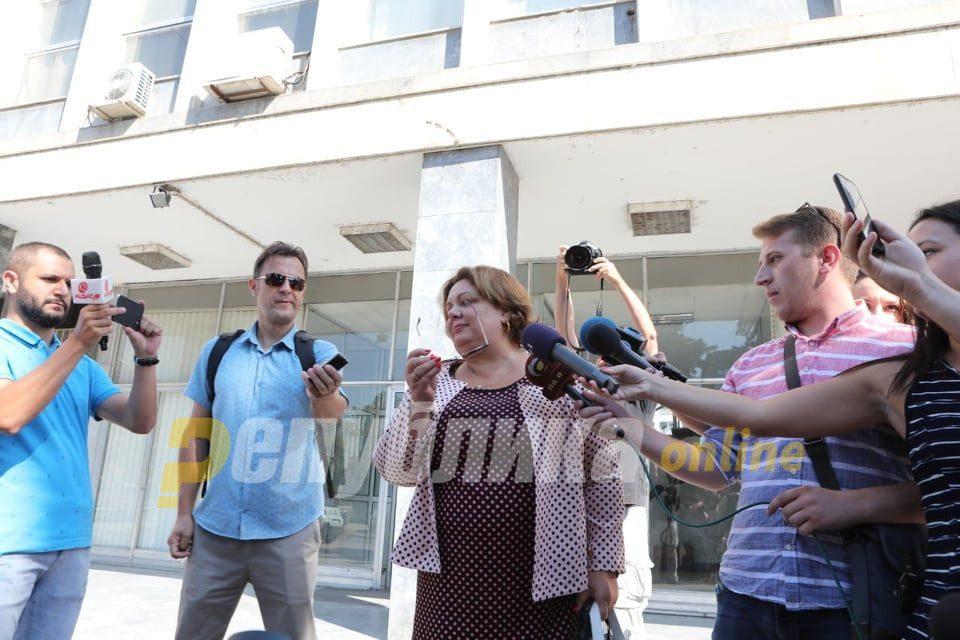 """Janeva: Shpresoj se me argumentet e mia do ta përshpejtoj hetimin për """"Reket"""