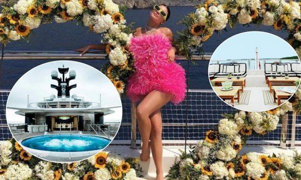Pamje të super-jahtit ku Kylie Jenner po feston ditëlindjen, kushton 1 milion dollarë java