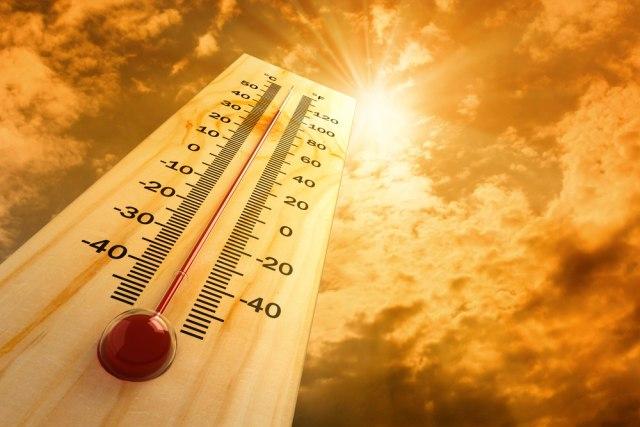 Mot me diell dhe shumë i nxehtë me temperatura deri 41 gradë