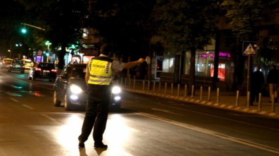 Shkup, dënohen 62 shoferë për tejkalim të shpejtësisë