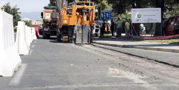 Prej sot do të jetë i mbyllur për qarkullim trafiku në Bulevardin afër Bit Pazarit