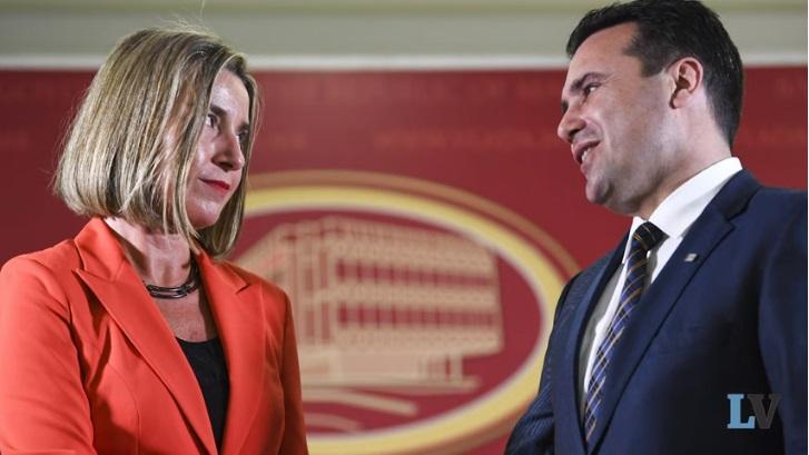 """Gazeta italiane 'La Verita"""" i bën thirrje Federica Mogherinit të komentojë 'Haraçin' e Boki 13"""