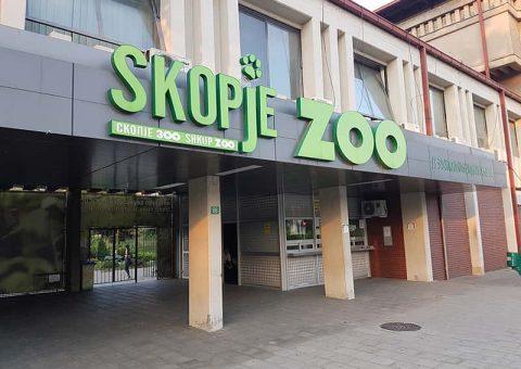 Kopshti Zoologjik është një nga atraksionet kryesore në Shkup