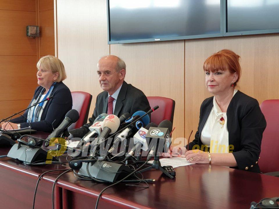 Joveski: Nuk përjashtohet mundësia që me lëndët e PSP-së të veprojnë prokurorët e deritanishëm