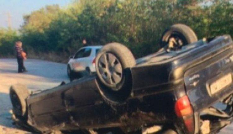 Aksident trafiku në Kondovë, lëndohet rëndë 18 vjeçari M.A.