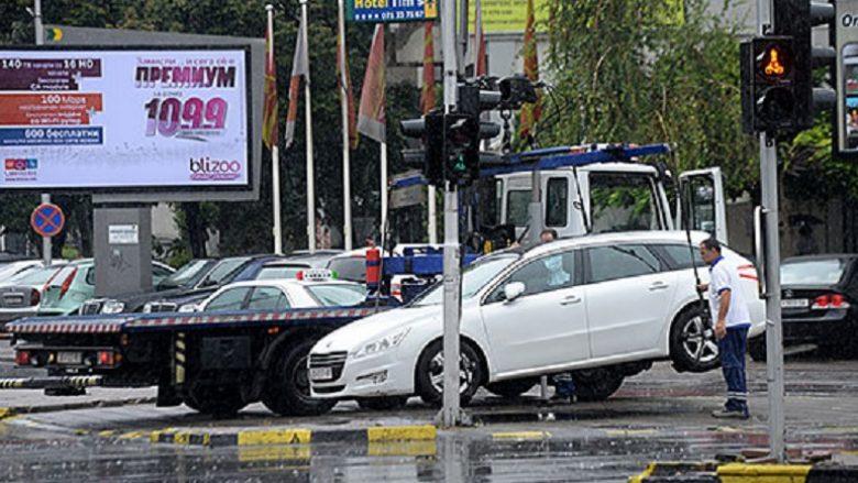 Shkup, për një javë karrotreci ka larguar 221 makina