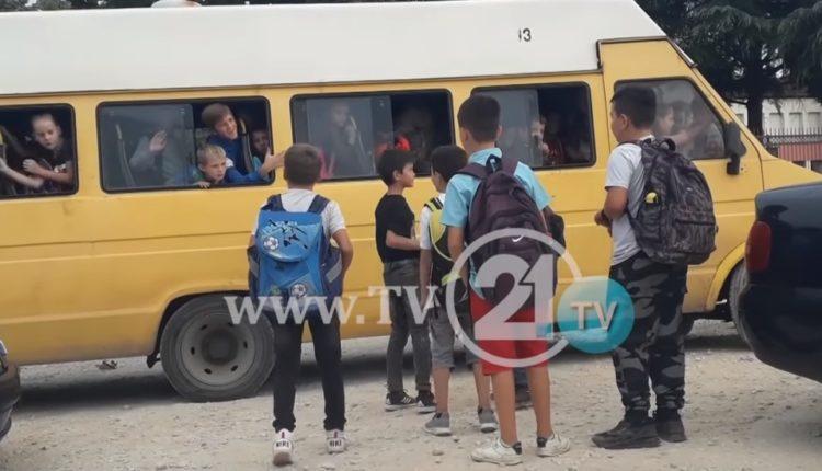 Zv. Drejtori i NQP, Blerim Ismaili: Do ta zgjidhim problemin e transportit të nxënësve në Vizbeg të Shkupit