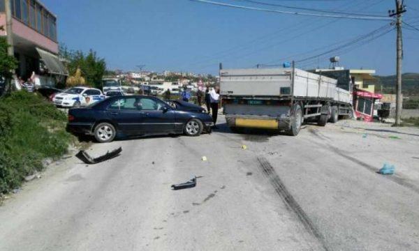 10 aksidente në Shkup, 9 persona të lënduar lehtë