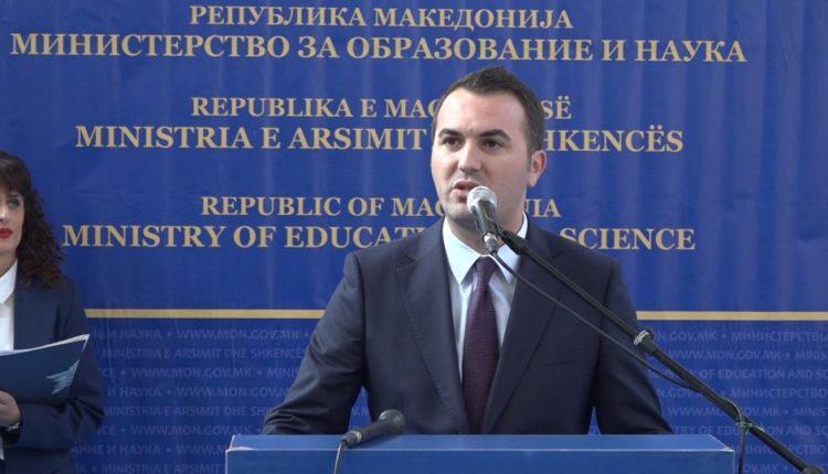 Ministri Arbër Ademi nuk ndalet: Vrapçishti me sallë të re sportive!