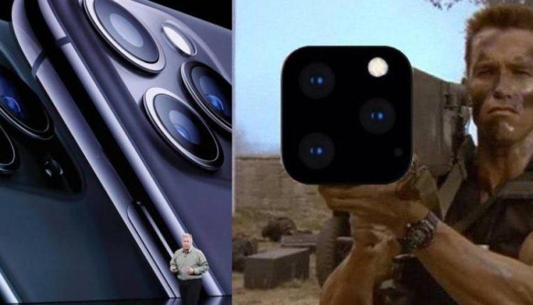 Do shkriheni së qeshuri me memet përsa i përket iPhone 11