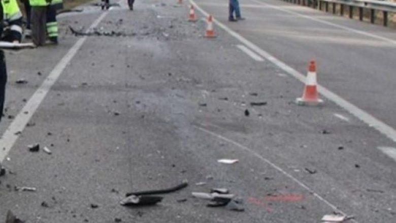 Shkup, 10 aksidente me tetë të lënduar