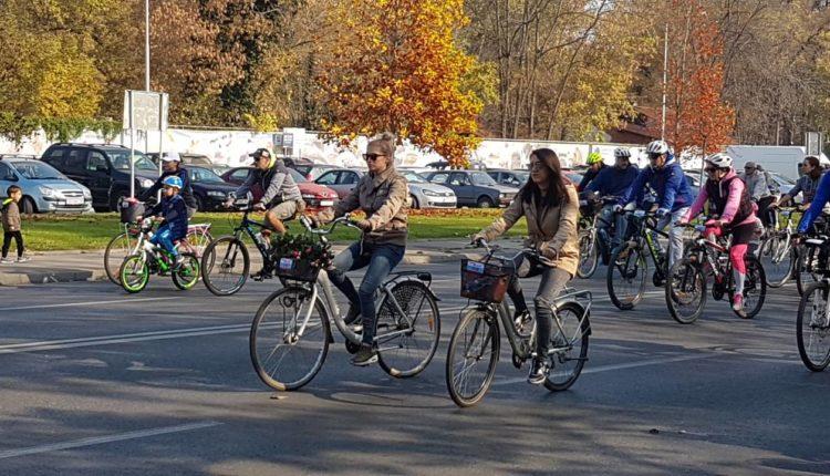 Shkup, regjim i veçantë i komunikacionit për shkak të defilesë së biçikletave