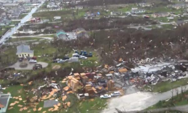 Pamje apokaliptike: Ja çka bëri uragani Dorian, gjithçka është bërë rrafsh me tokë