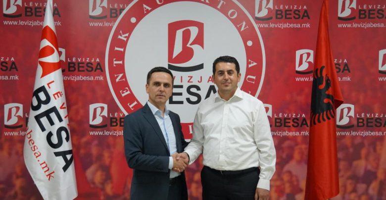 Hasim Murtezani i bashkëngjitet Lëvizjes BESA