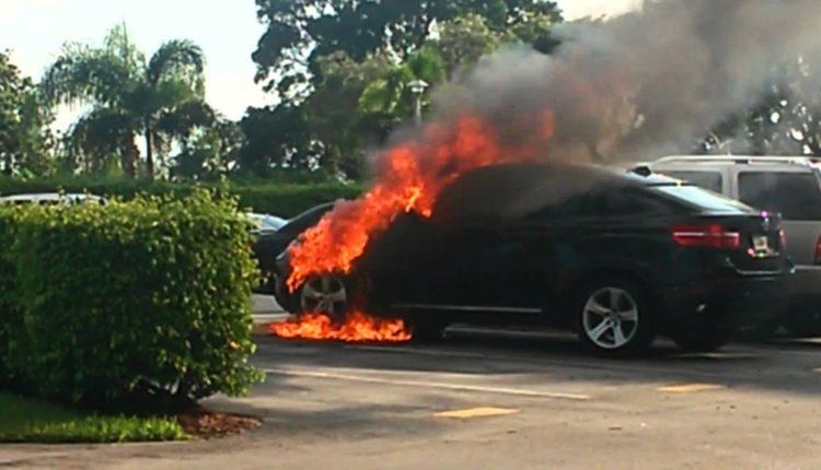 Shkup, punëtori ia djeg shefit veturën BMW X6 sepse nuk ia dha disa rroga