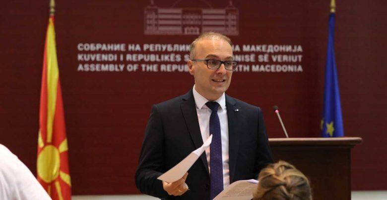 Milloshoski: Kthehet propozimi për komisionin anketues për PSP-në, nesër është i mundur takim për Ligjin e PP